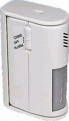 Vchodový alarm. VDK385